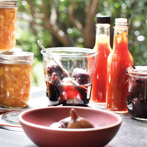 Apricot-Chile Hot Sauce