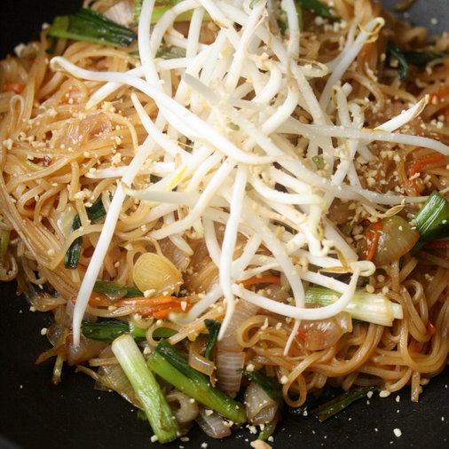 Day 14: Vegan Pad Thai