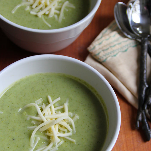 Jan. 26: Broccoli-Cheddar Soup