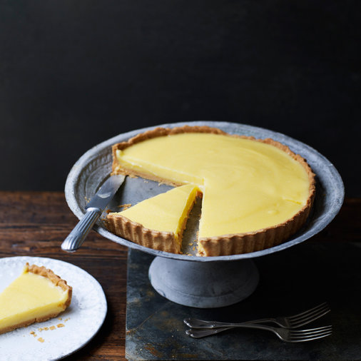 Feb. 22: French Lemon Tart