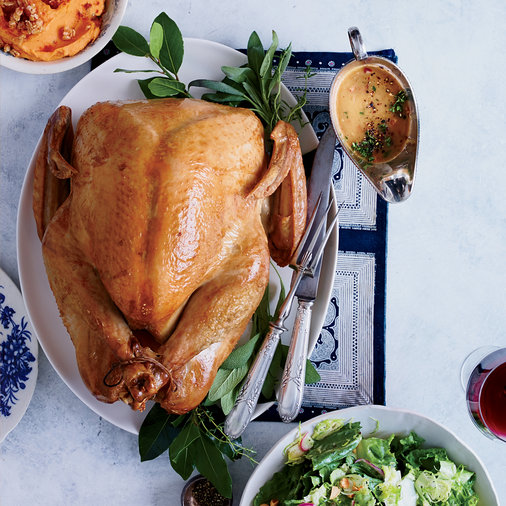 Simplest Roast Turkey