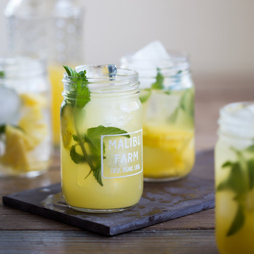 Pineapple-Sake Sangria with Jalapeño