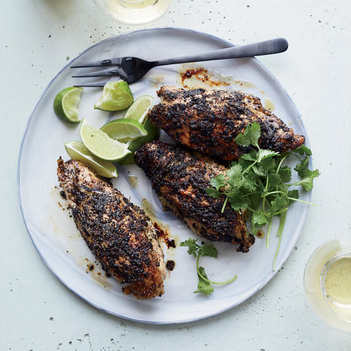 Jan. 6: Chai-Spiced Chicken Breasts