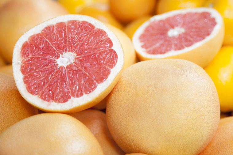 Grapefruit can help lower  bad  cholesterol
