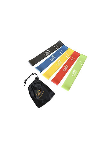 Amazon Best Buys colorful exercise resistance bands
