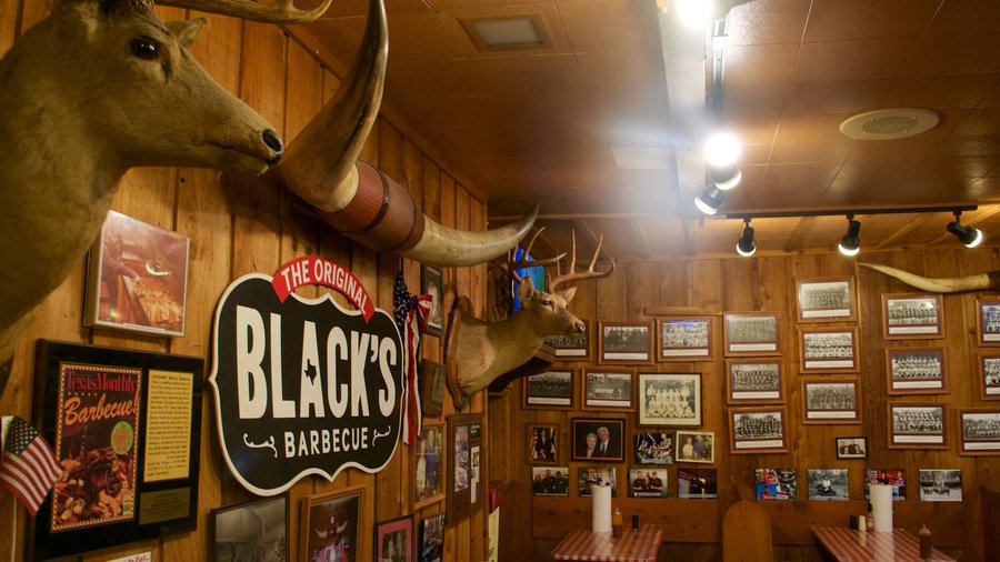 Black's BBQ in Lockhart, TX