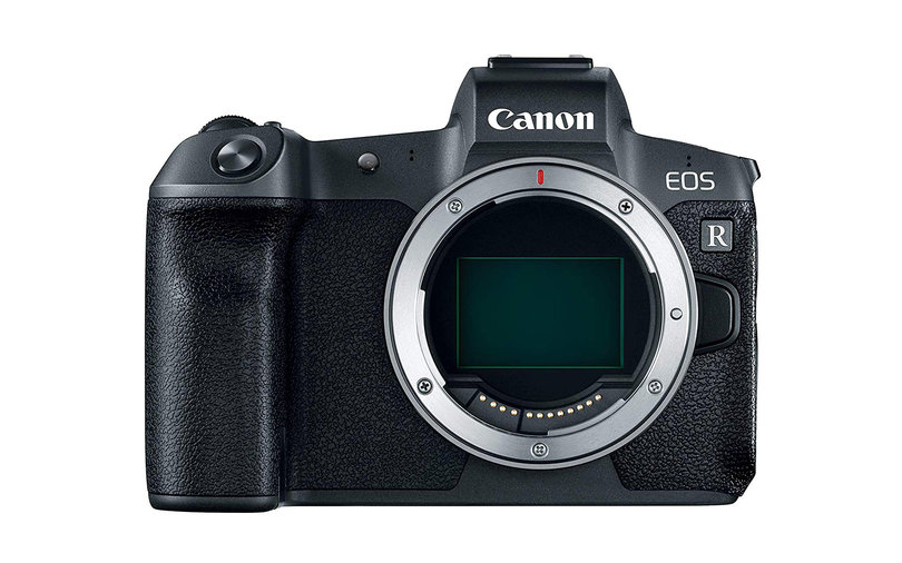 Best Camera for Travel Blogging: Canon EOS R