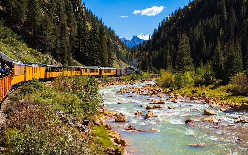 Colorado Rail Adventure
