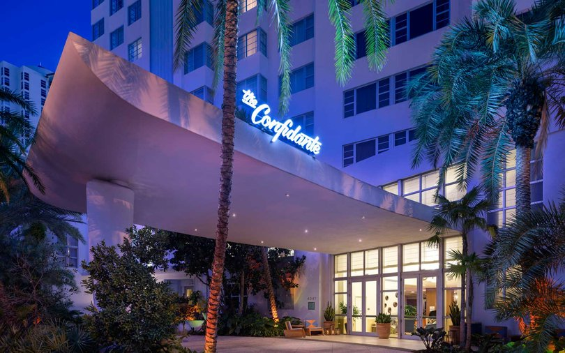 The Confidante — Miami Beach, Miami
