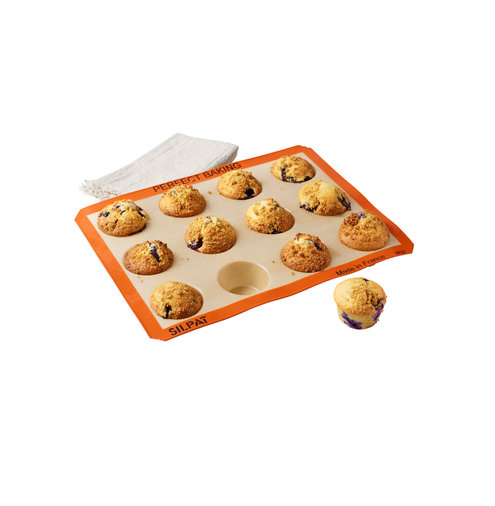 Cool gadgets 2018 Silpat Silicone Muffin Pan