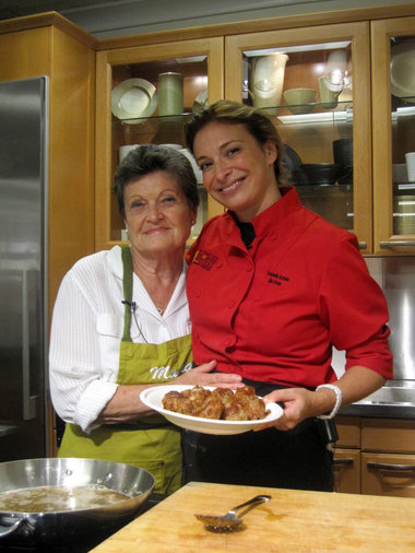 Celebrity Chefs and Food Network Stars Share Their Sweetest Throwback Photos with Mom for Mother's Day
