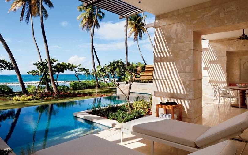 View from Dorado Beach, a Ritz Carlton Reserve