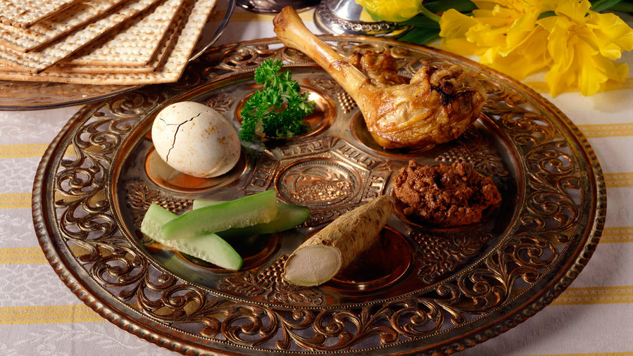 Favorite Passover Foods
