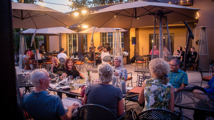 Fiction at J. Bookwalter Winery