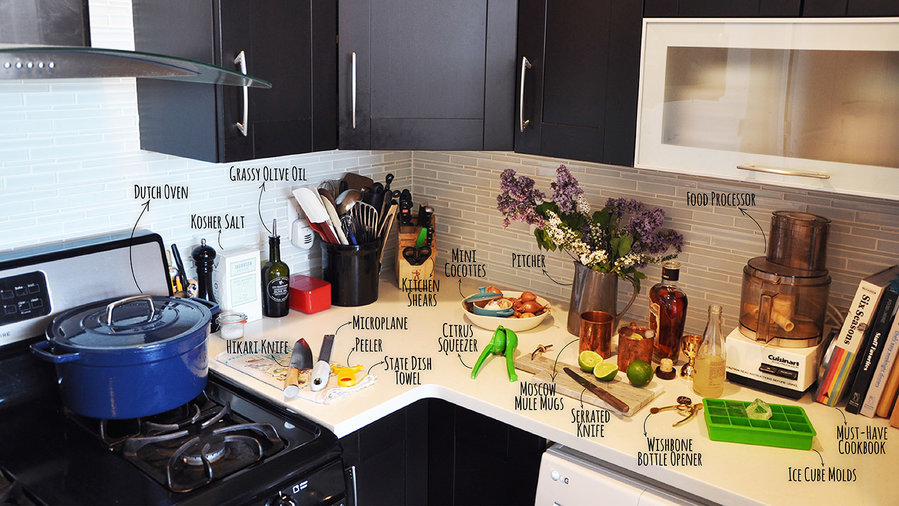 Inside a Food & Wine Editor\'s Real Kitchen: 17 Essential Tools to ...