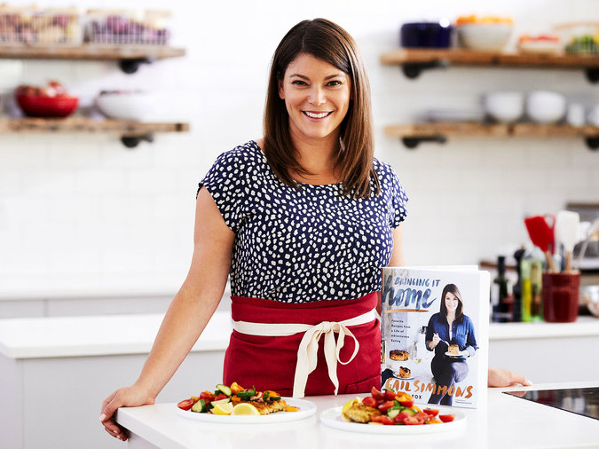 plated with gail simmons