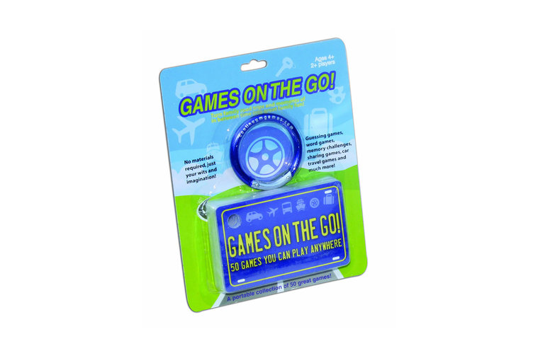 Games on the Go Portable Set