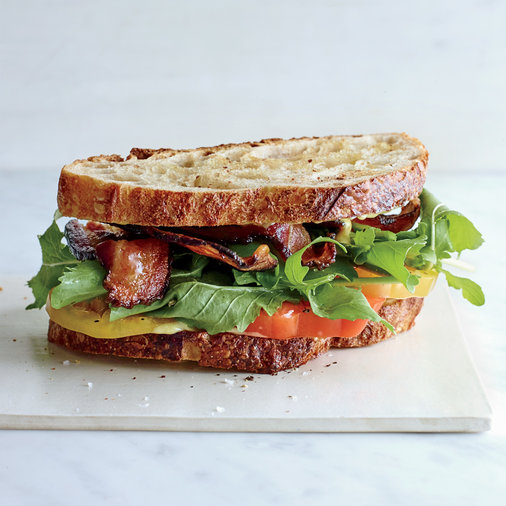 Garlic Aioli BLT