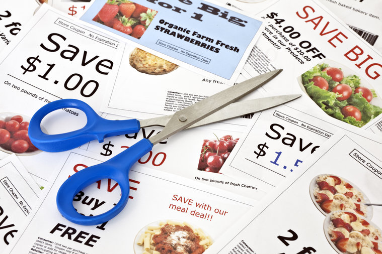 Do rely on savings apps for digital flyers and coupons.