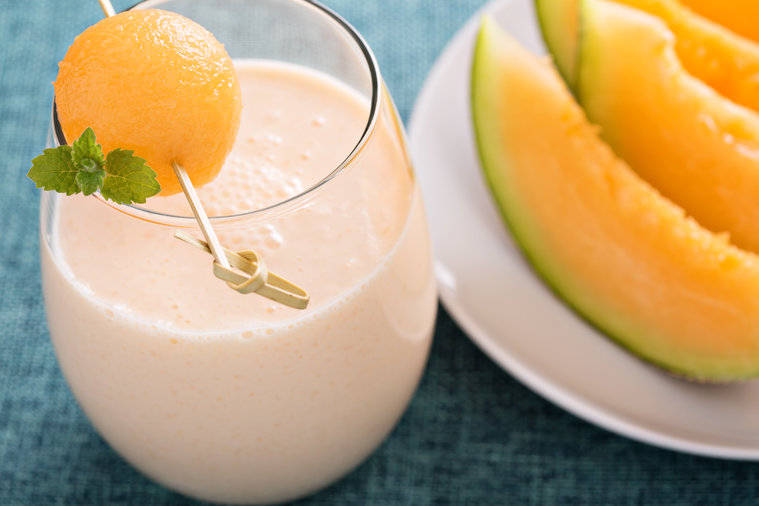 canteloupe-smoothie