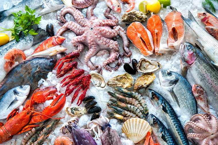 Your healthy seafood guide