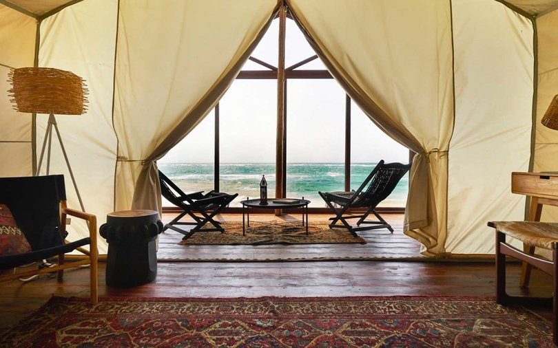 10 Luxury Campsites for People Who Love the Outdoors — But Not Everything That Comes With It