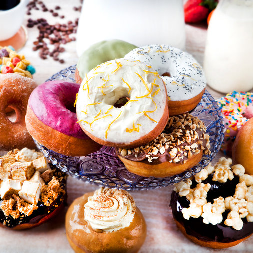 Grindestone Coffee and Donuts