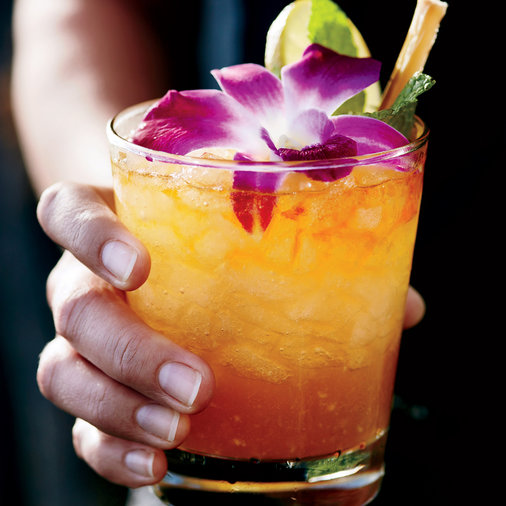 Hawaii Travel Mai Tais