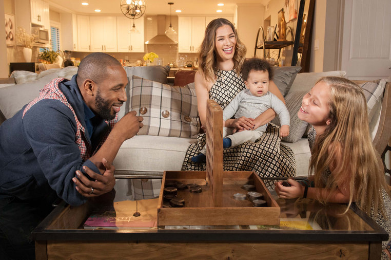Allison Holker and Stephen 'tWitch' Boss's Family-Friendly Home