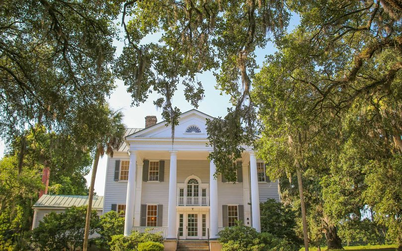 Mcleod Plantation, Charleston, South Carolina