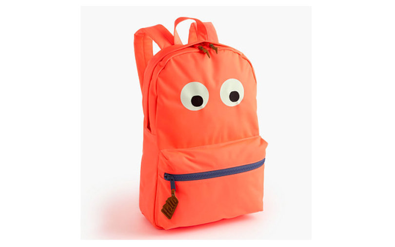 """<p data-bind="""" title"""">J.Crew Max the Monster Backpack</p>"""