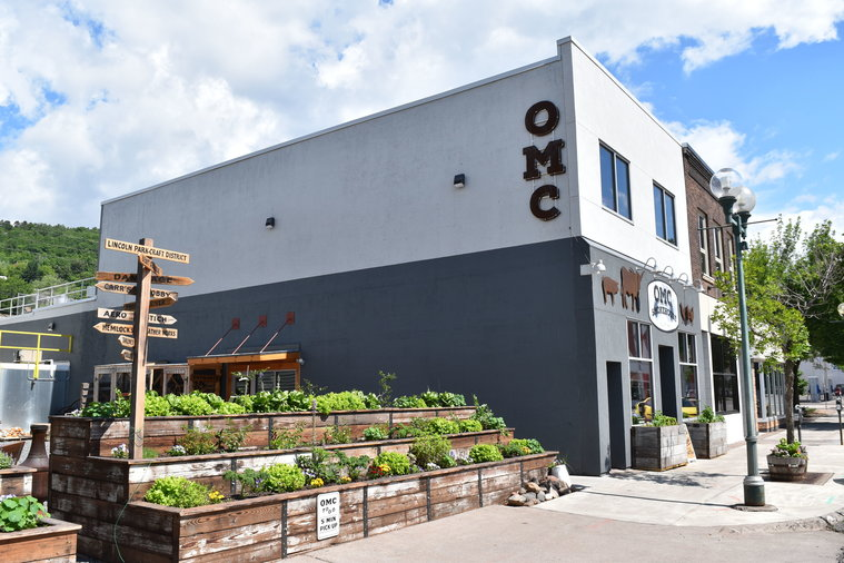 OMC Smokehouse in Duluth, Minnesota