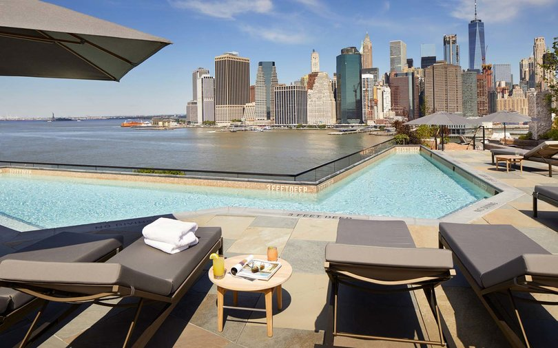 1 Hotel Brooklyn Bridge Park New York
