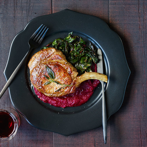 Pork Chop Recipes Simple And Easy Recipes For Pork Chops Food Amp Wine