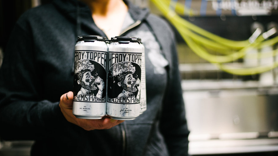 5) The Alchemist Heady Topper