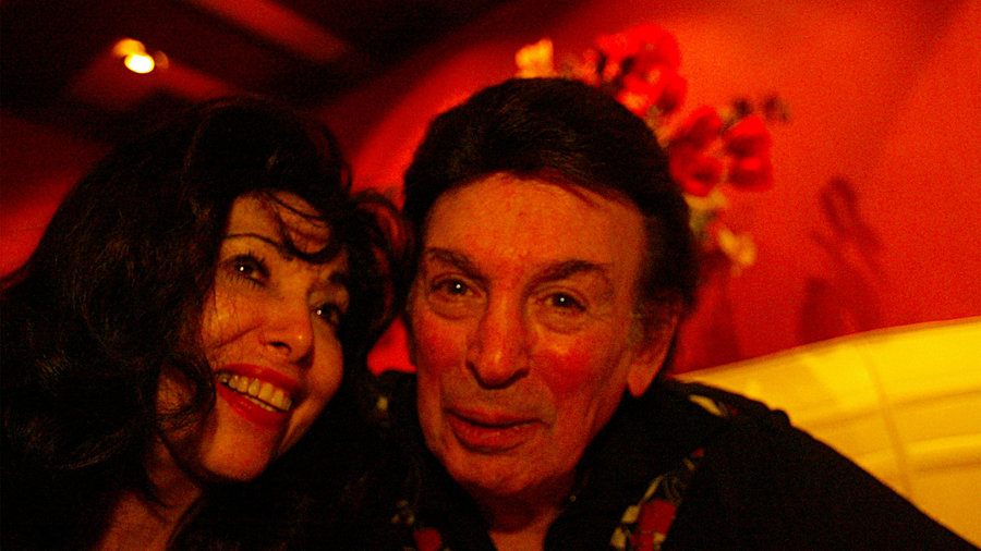 Marty and Elayne Roberts of The Dresden