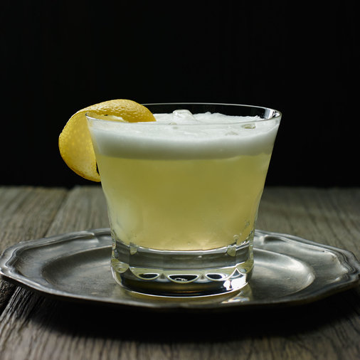 The Rabbit Gin Sour