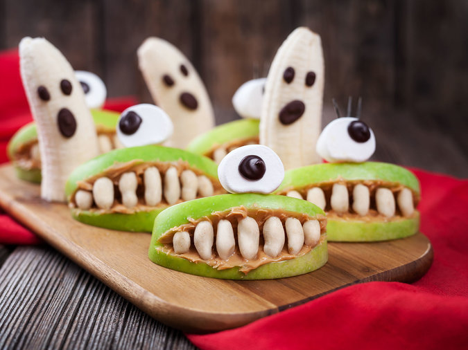 Most Pinned Food Costumes and Halloween Recipes