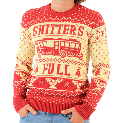 Ugly Christmas Sweaters Only Movie Lovers Will Understand