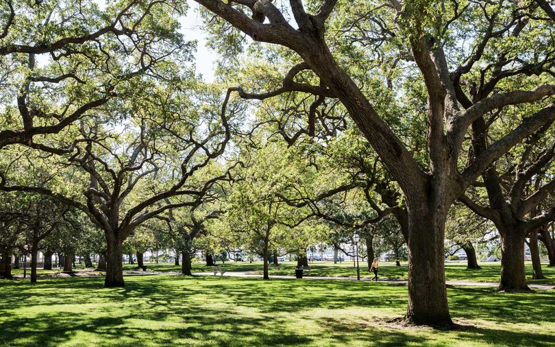 White Point Gardens, Charleston, South Carolina
