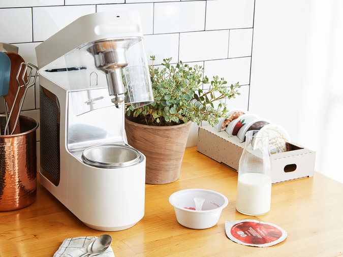 "Wim: the ""Keurig for Fro-Yo"""