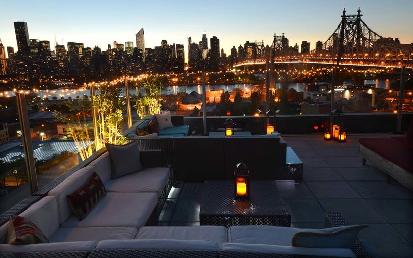 Z Hotel Rooftop Long Island City New York