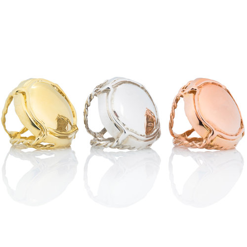 Champagne Cork Ring