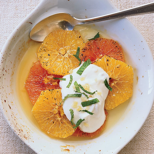 Gingered Orange Gratin
