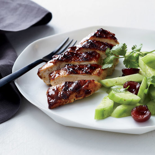 Mike Sheerin: Twice-Glazed Asian Barbecued Chicken