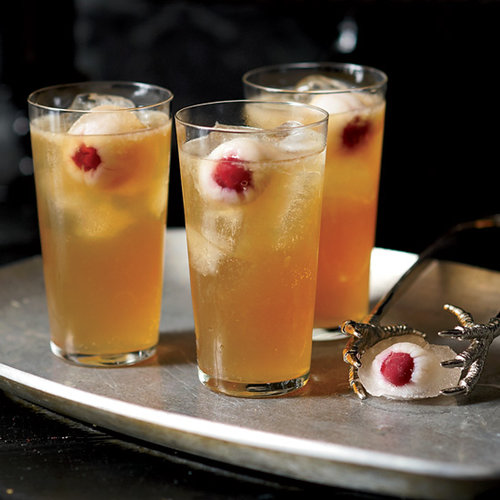 Halloween Cocktails: Dark and Stormy Death Punch