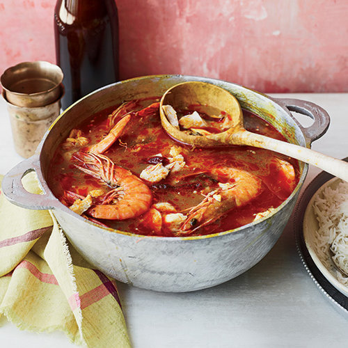 Senegalese-Style Seafood Gumbo