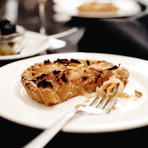 Caramelized Onion and Gruyère Tart