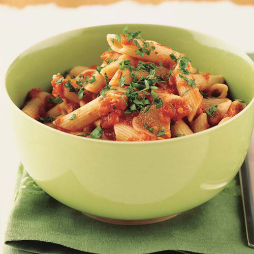 Pennette with Spicy Tomato Sauce
