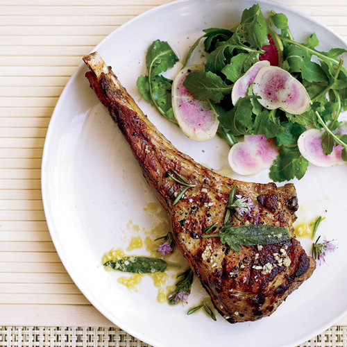 Tuscan-Style Veal Chops